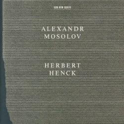 Alexander Mosolov: Sonatas for Piano S.2 and 5