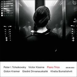 Gidon Kremer - Victor Kissine/ Peter Tchaikovsky