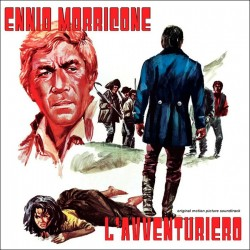 L'Avventuriero OST (Colored LP)