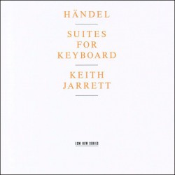 Handel: Suites for Keyboard