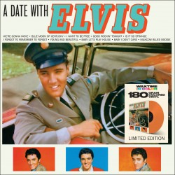 A Date with Elvis (Colored Vinyl)