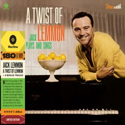 A Twist of Lemmon: Jack Plays and Sings