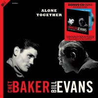 Alone Together w/ Bill Evans (CD Digipack Inc.)