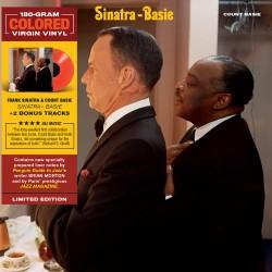 Sinatra - Basie w/ Count Basie (Colored Vinyl)