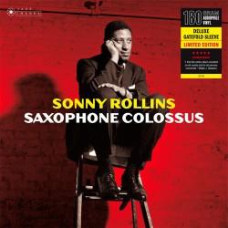 Saxophone Colossus (Gatefold)