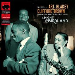 A Night at Birdland w/ Clifford Brown (Gatefold)