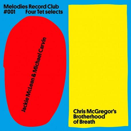 Jackie McLean & Michael Carvin/Chris McGregor