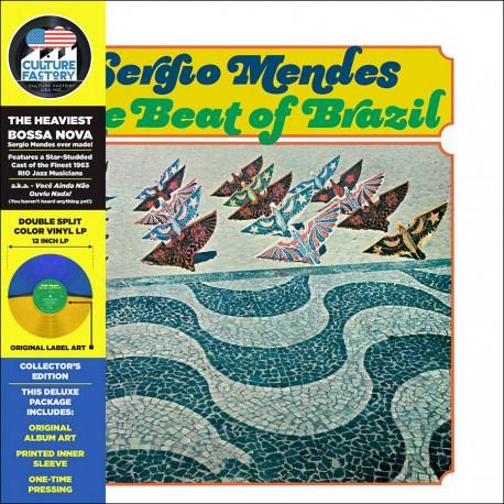 The Beat of Brazil (Double Split Color Vinyl)