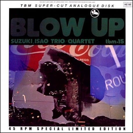 Blow Up (Deluxe Audiophile HQ 45RPM)