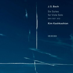 J.S. Bach - Six Suites for Viola Solo
