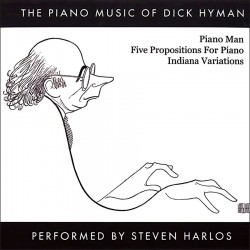 The Piano Music Of Dick Hyman Performed By Steven