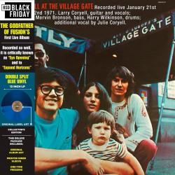 At The Village Gate - (Double Split Blue Vinyl) -
