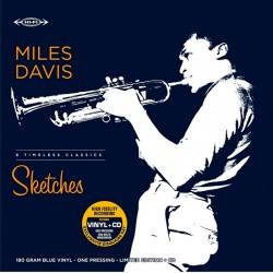 Sketches - Blue Vinyl + Bonus CD - RSD