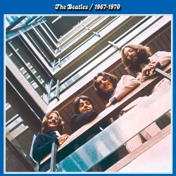 The Beatles 1967-1970 Blue (Gatefold)