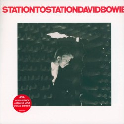 Station To Station (Limited Red+White LP)