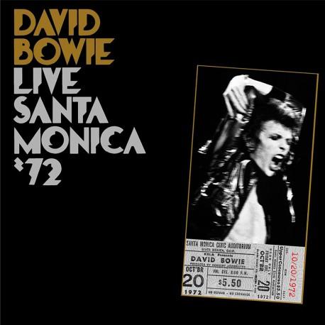 Live In Santa Monica `72