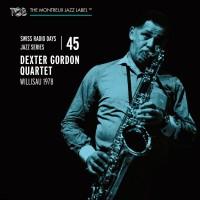 SRD Vol. 45 - Dexter Gordon Quartet, Willisau 1978