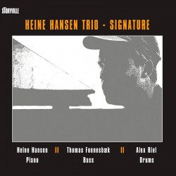 Heine Hansen Trio: Signature