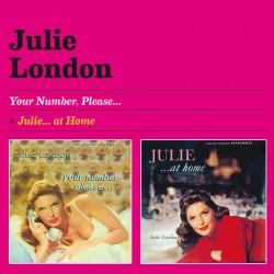 Julie London - You Number, Please + Julie at Home