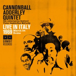 Live in Italy 1969 - March - 24 Rome