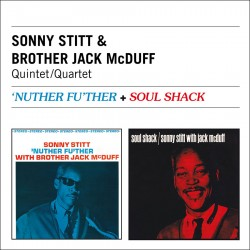 And B. Jack McDuff - `Nother Fu`Ther + Soul Shack