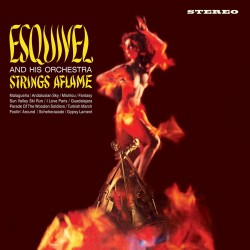 Strings Aflame + Latin-Esque