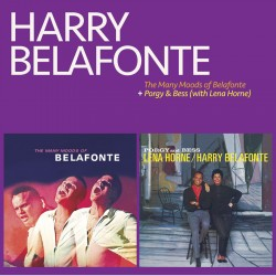 The Many Moods of Belafonte + Porgy and Bess