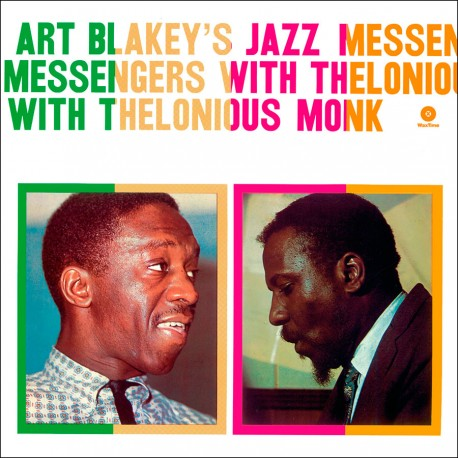 Art Blakey´s Jazz Messengers with Thelonious Monk