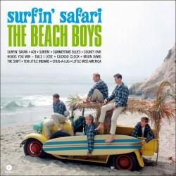 Surfin` Safari ( Debut Album ) + 1 Bonus Track