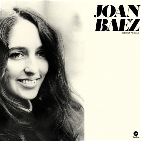 Joan Baez ( Debut Album ) + 2 Bonus Tracks