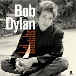 Bob Dylan ( Debut Album ) + 2 Bonus Tracks