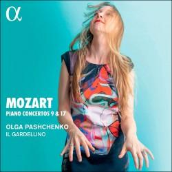 Mozart: Piano Concertos 9 & 17