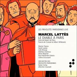 Marcel Lattes: Le Diable a Paris