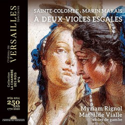 Sainte-Colombe & Marin Marais: A Deux Violes Esgal