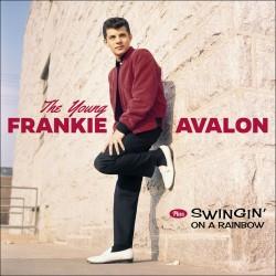 The Young Frankie Avalon + Swingin´ on a Rainbow