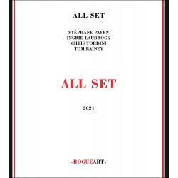 All Set (Payen, Laubrock, Tordini, Rainey)