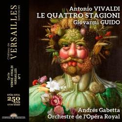 Vivaldi & Guido: Le Quattro Stagioni