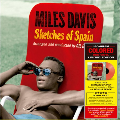 Sketches of Spain (Colored Vinyl)