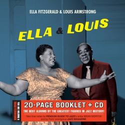 Ella & Louis w/ Louis Armstrong