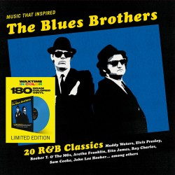 Music That Inspired The Blues Brothers (Colored LP