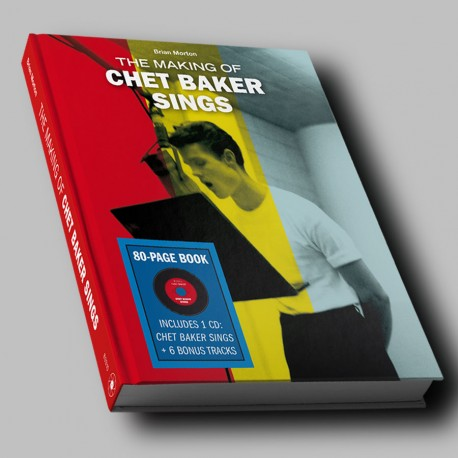 The Making of Chet Baker Sings (80-Page Book + CD)
