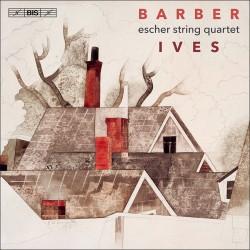 Barber & Ives– String Quartets