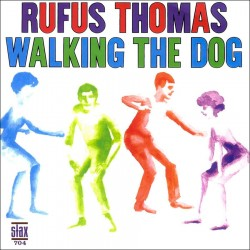 Walking The Dog (Clear Vinyl)