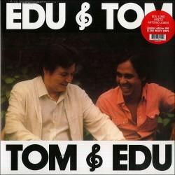 Edu & Tom W/ Tom Jobim (Clear Vinyl)