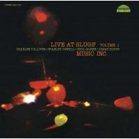 Music Inc - Live at Slugs' - Volume 1