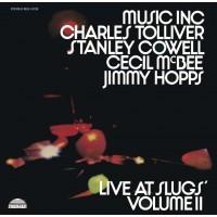 Music Inc - Live at Slugs' - Volume 2