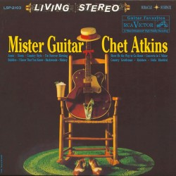 Mister Guiter (Audiophile LP)