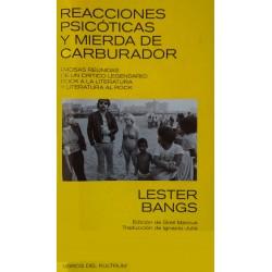 Reacciones Psicoticas… (Used Book NM - Spanish)