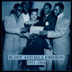 Buddy & Ella Johnson 1953-1964 (Used Box Set)