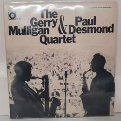 The Gerry Mulligan & Paul Desmond Quartet